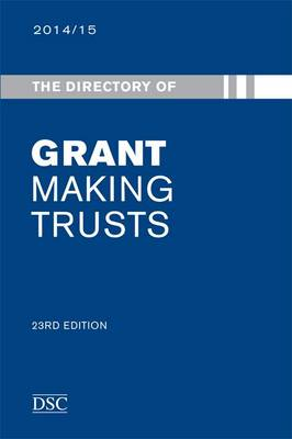 The Directory of Grant Making Trusts (Hardback)