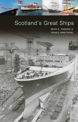 Scotland's Great Ships (Hardback)