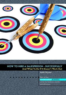How to Hire a Salesperson: Successfully - Books Mean Business (Paperback)