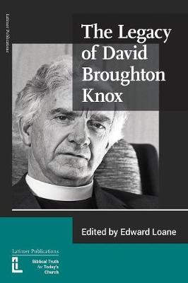 The Legacy of Broughton Knox (Paperback)
