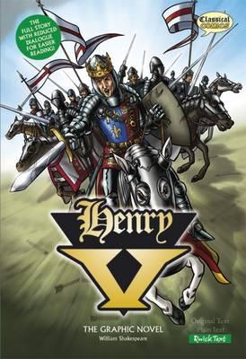 Henry V (Classical Comics)