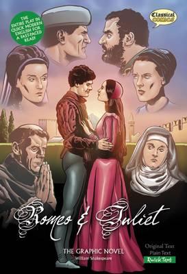 Romeo and Juliet (Classical Comics)