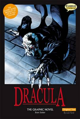 Dracula The Graphic Novel Original Text (Paperback)