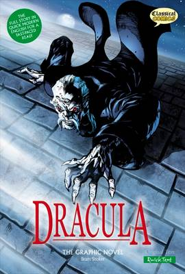 Dracula the Graphic Novel Quick Text (Paperback)
