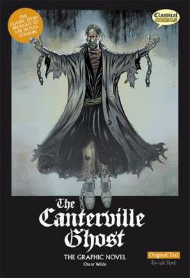 The Canterville Ghost: Original Text: The Graphic Novel (Paperback)
