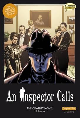 An Inspector Calls the Graphic Novel: Original Text (Paperback)
