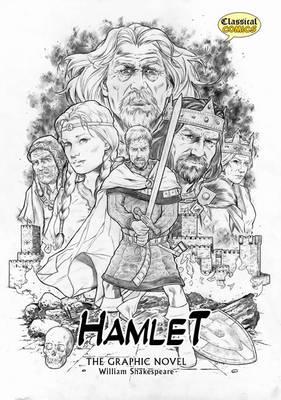 Hamlet the Graphic Novel: Hamlet Quick Text (Paperback)