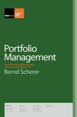 Portfolio Management: Groundbreaking Technical Papers (Paperback)
