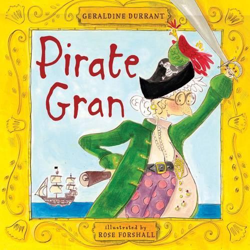 Pirate Gran (Paperback)
