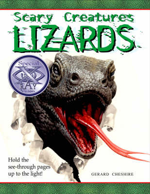 Lizards - Scary Creatures (Paperback)