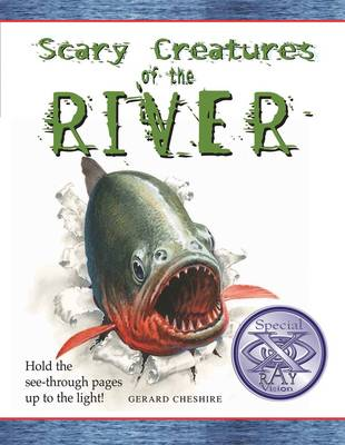 Of the River - Scary Creatures (Paperback)