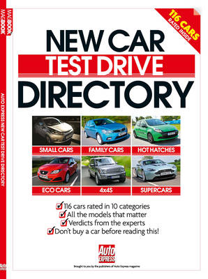 Auto Express New Car Test Directory (Paperback)