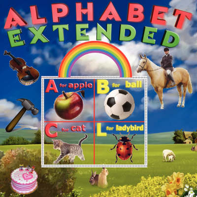 Alphabet Extended (Paperback)