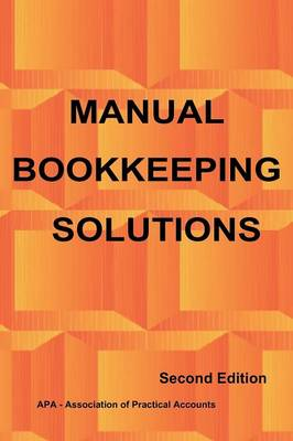 Manual Bookkeeping Solutions (Paperback)