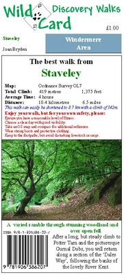 The Best Walk from Staveley - Wild Card Discovery Walks