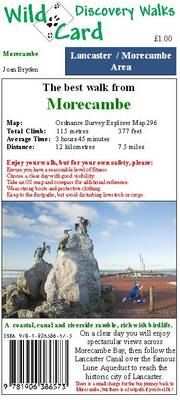 Best Walk from Morecambe - Wild Card Discovery Walks: Lancaster and Morecambe Area No. 5