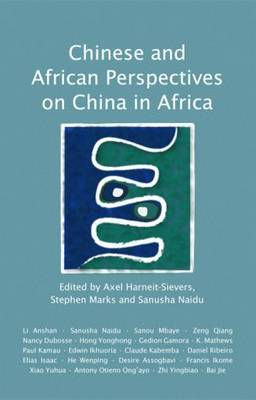 Chinese and African Perspectives on China in Africa (Paperback)