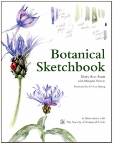 Botanical Sketchbook (Hardback)