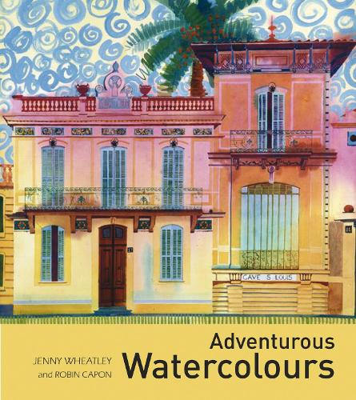 Adventurous Watercolours (Hardback)