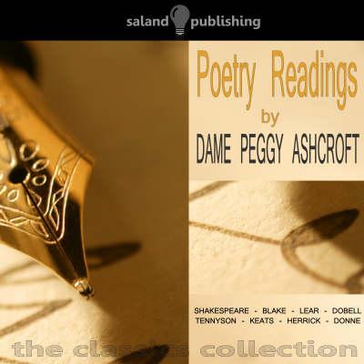 Poetry Readings (CD-Audio)