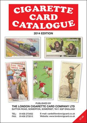 Cigarette Card Catalogue 2014 (Paperback)