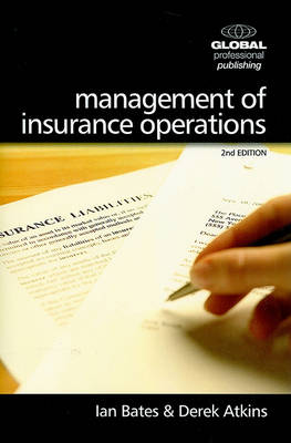 Management of Insurance Operations (Paperback)