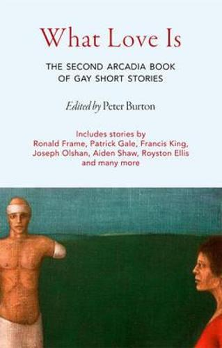 What Love is: The Second Arcadia Book of Gay Short Stories (Paperback)