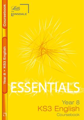 Year 8 English: Course Book - Lonsdale Key Stage 3 Essentials (Paperback)
