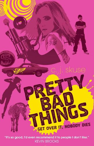 Pretty Bad Things (Paperback)