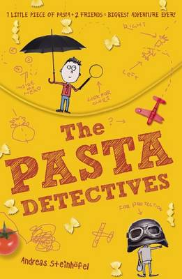 The Pasta Detectives (Paperback)