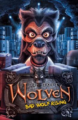 Bad Wolf Rising - Wolven 3 (Paperback)