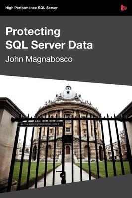 Protecting SQL Server Data (Paperback)