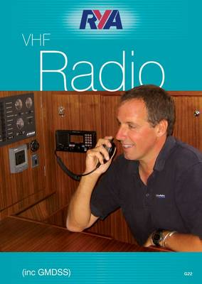 RYA VHF Radio Including GMDSS (Paperback)