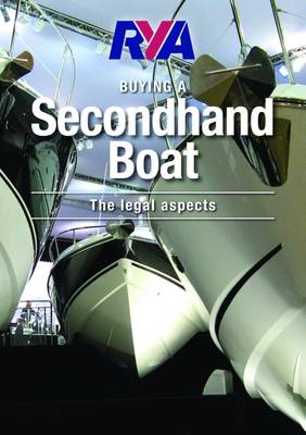RYA Buying a Secondhand Boat (Paperback)