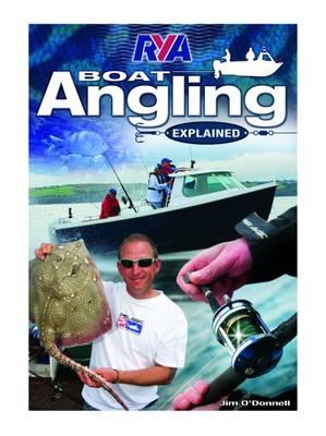 RYA Boat Angling Explained (Paperback)