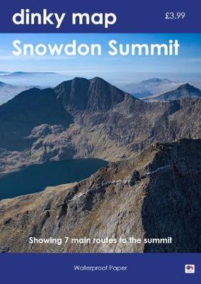 Dinky Dorrigo Dinky Map Snowdon Summit (Paperback)