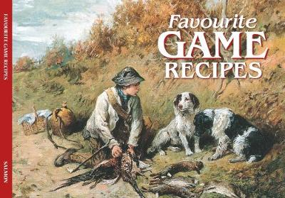 Salmon Favourite Game Recipes (Paperback)