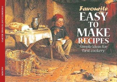 Salmon Favourite Easy to Make Recipes (Paperback)