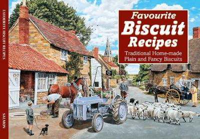 Salmon Favourite Biscuit Recipes (Paperback)