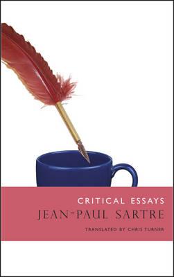Critical Essays - The French List (Hardback)
