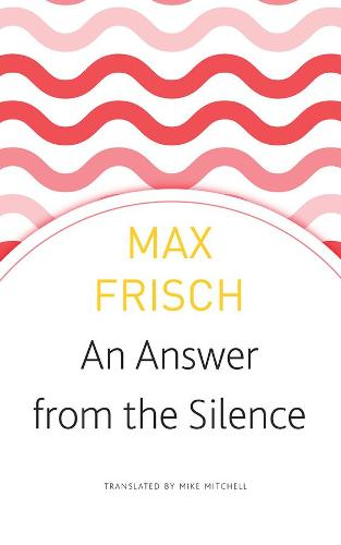 An Answer from the Silence: A Story from the Mountains - The German List (Hardback)