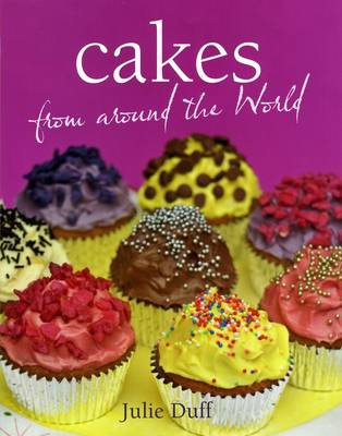 Cakes from Around the World (Paperback)