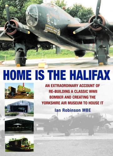 Home is the Halifax (Hardback)