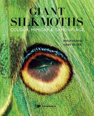 Giant Silkmoths: Colour, Mimicry & Camouflage (Paperback)