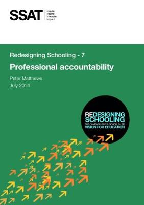 Redesigning Schooling: 7: Professional Accountability (Paperback)