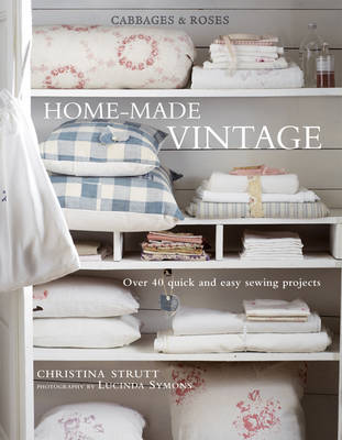 Home-made Vintage: Over 40 Quick and Easy Sewing Projects (Paperback)