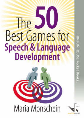 The 50 Best Games for Speech and Language Development - 50 Best Group Games v. 5 (Paperback)
