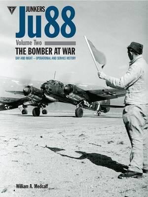 Junkers Ju88: Volume 2 (Hardback)