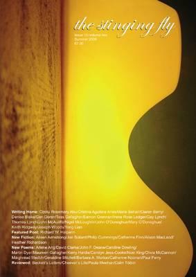 The Stinging Fly: v. 2: Summer 2009 - Stinging Fly No. 31 (Paperback)
