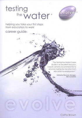 Testing the Water Helping You Take Your First Steps from Education to Work Career Guide: No. 3 (Paperback)